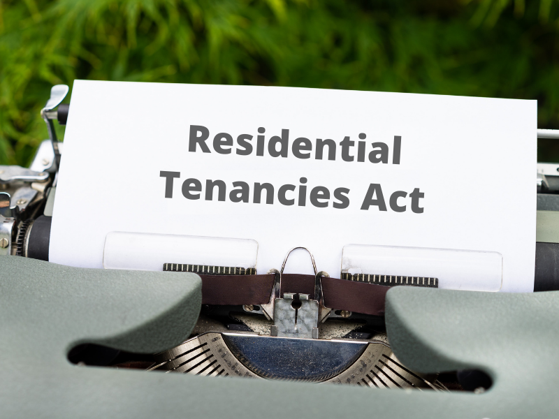 3 Changes to the Residential Tenancies Act You Should Be Aware Of