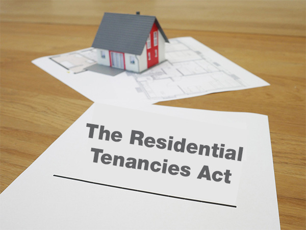 5 February Changes to The Residential Tenancies Act