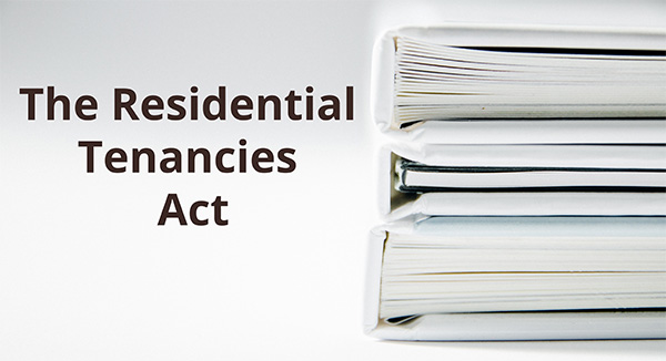 5 More February Changes to The Residential Tenancy Act