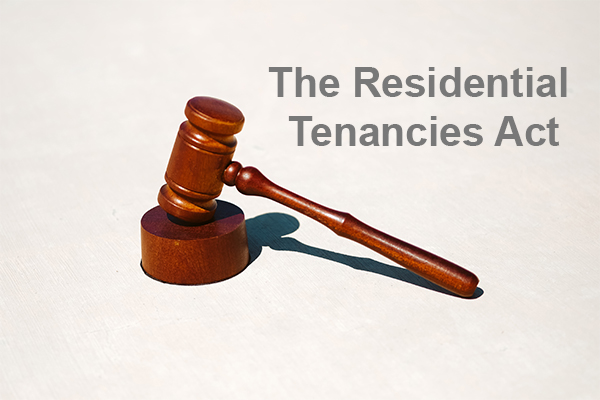 Residential Tenancies Act Reforms You May Have Missed